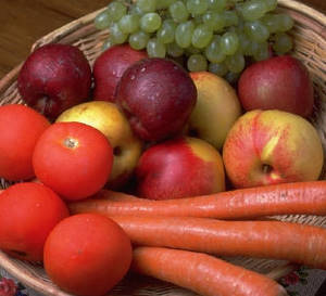 fruits and vegetables to include in healthy salad recipes