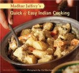 Quick and easy Indian cooking book