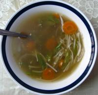 talumein soup