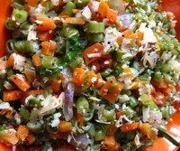carrot sabzi
