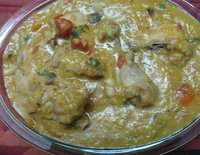 dal chicken